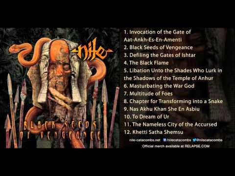 NILE - 'Black Seeds Of Vengeance' (Full Album Stream)