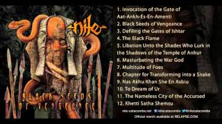 Watch Nile Black Seeds Of Vengeance video