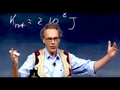 8.01x - Lect 19 - Rotating Objects, Moment of Inertia, Rotational KE, Neutron Stars