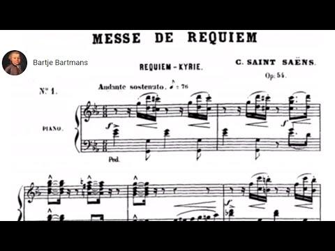 Camille Saint Saëns - Messe de Requiem, Op. 54 (1878)