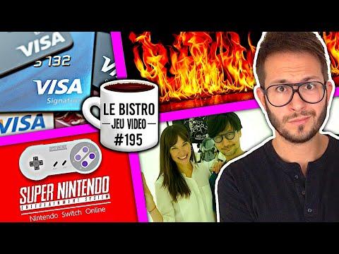 Un fou menace d'incendier Square Enix, carte de crédit PlayStation, la Super Nintendo sur Switch ?