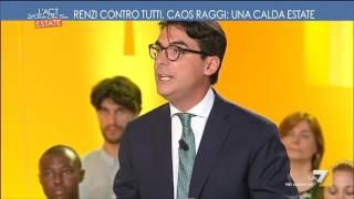 Feltri (Libero): 'L'Italia come un pallone, prende calci da tutti'