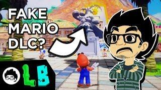 Fake Mario Odyssey DLC Leak? - In-Depth Analysis - Leakbuster