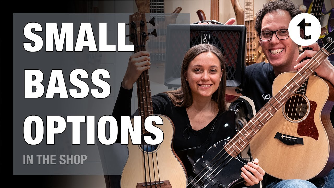 Small basses for kids and small people | In the Shop Episode #34 | Thomann