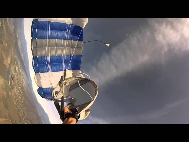 Parachute malfunction with Johnny Strange HD