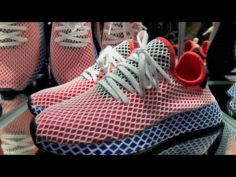 e1d249412 Sneaker Hunting in BGC (Philippines)  adidas Deerupt