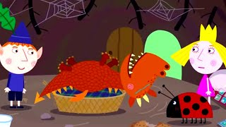 Ben and Holly's Little Kingdom | Pet Dragon! | Kids Videos