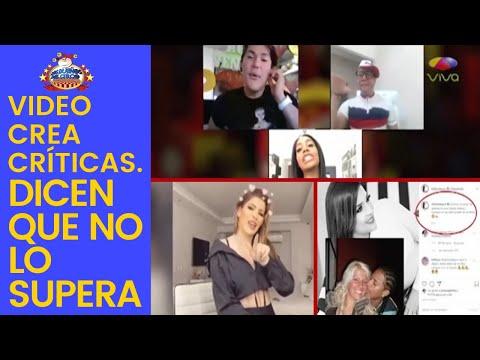 Alexandra Dice No Está Dolida Por Mozart Pero Video Crea Críticas. Dicen Que NO Lo Supera