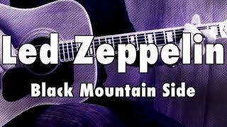 "How to Play ""Black Mountain Side"" by Led Zeppelin on Guitar - Lesson Excerpt"