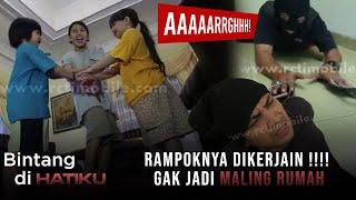 BINTANG DI HATIKU - Hahaha Kocak Rampok Dikerjain Bagus & Bonny  [2 Juni 2017]