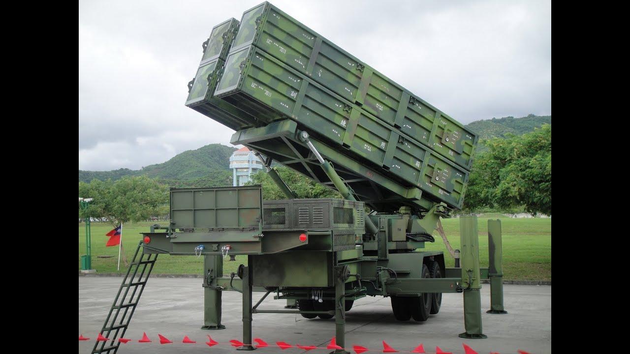 Republic of China (Taiwan) Army Anti-aircraft missile~天弓飛彈( Tien Kung SAM ) - YouTube
