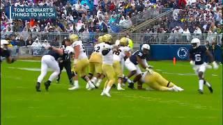 Week 3 Preview: Georgia State at Penn State