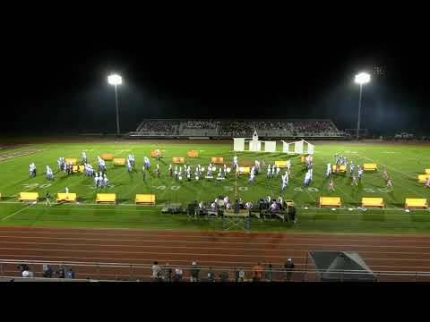 South Jones High School Band 2018 Cooked Letter Crooked Letter i