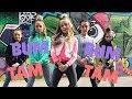 Giggles | BUM BUM TAM TAM Dance - MC Fioti |  Choreo- Tia Aiono #brazilianfunk