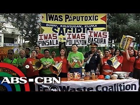 TV Patrol: Advocacy group, may payo sa mga nais magpaputok