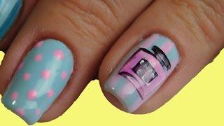 Часть 3 💓 Флакон шанель 💓 Топ удивительный дизайн ногтей 💓 Top Nail design manicure