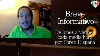 Breve Informativo - Noticias Forex del 2 de Octubre del 2017
