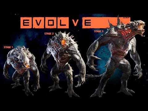 EVOLVE: My BEST Goliath Monster Game! (Gameplay & Commentary)