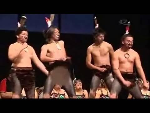 maori men Nude