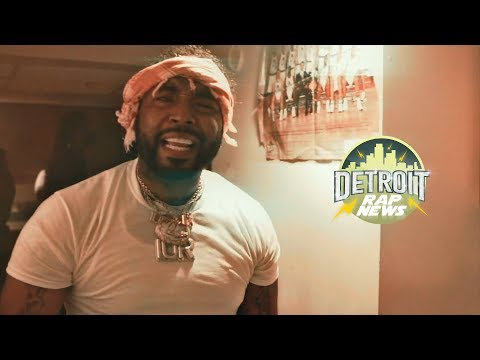 "Dj Ill Will Presents: IceWear Vezzo – ""Walk Down"" (Official Video) DetroitRapNews Exclusive"