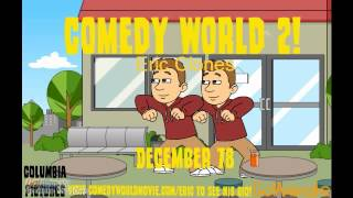 "Comedy World 2 ""The Live of Activity"" Trailer"