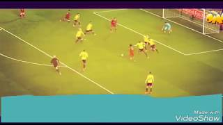 Mohammed salah used the power in football