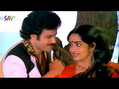 Rallallo Isakallo Song - Seetharama Kalyanam (సీతారామ కళ్యాణం) Video Songs - Bala Krishna, Rajani