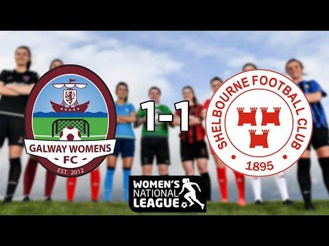 WNL GOALS GW6: Galway WFC 1-1 Shelbourne