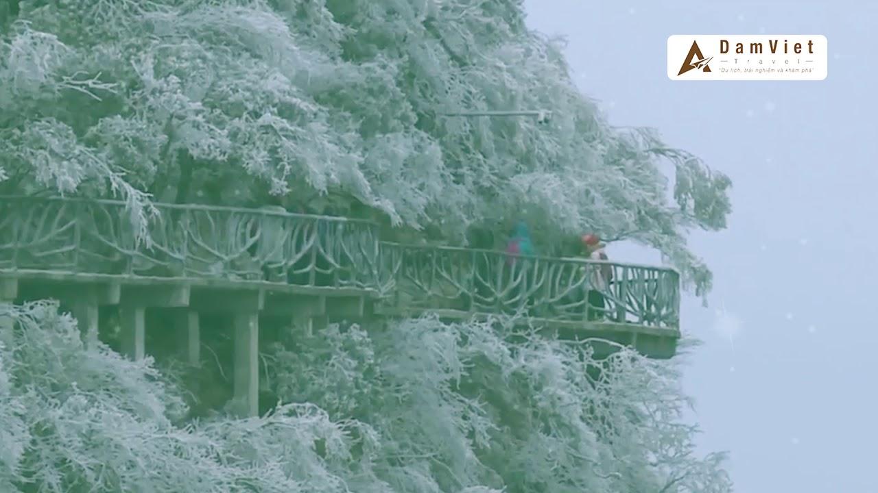 Rung động trước hình ảnh Phượng Hoàng Cổ Trấn mùa tuyết rơi | ADAMVIET TRAVEL