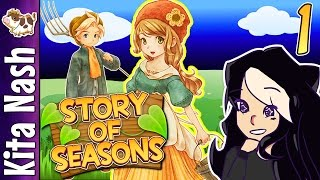 Story of Seasons Gameplay PART 1: GRANNY FARM |Harvest Moon Let