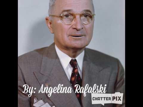 Harry S Truman by Angelina