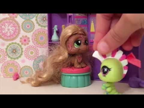 LPS: Bald Bob Goes to the Hair Salon