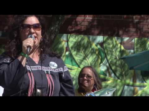 Solidarity #noDAPL Portland Maine