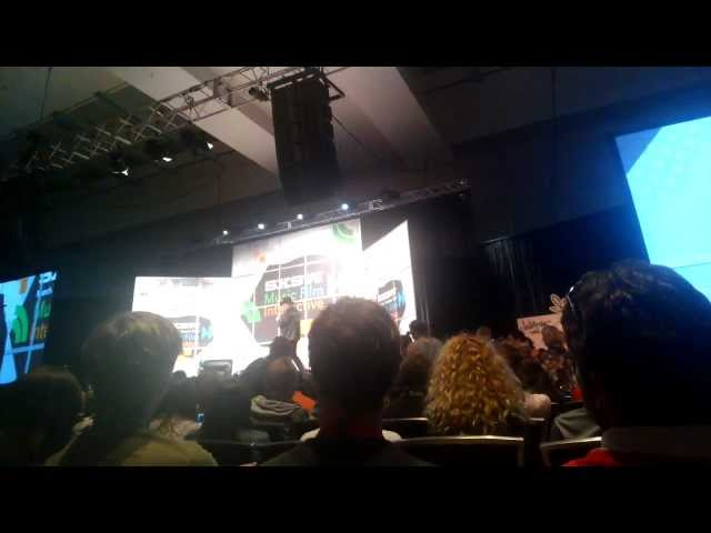 Neil Young Keynote at SXSW - PONO Launch (#ThroughGlass) Travel Video