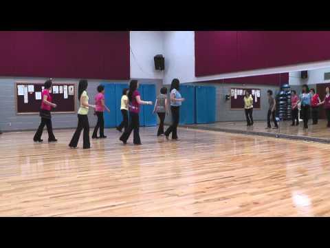 Cloud Number 9 - Line Dance (Dance & Teach In English & 中文)