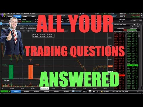 Option trading questions sample