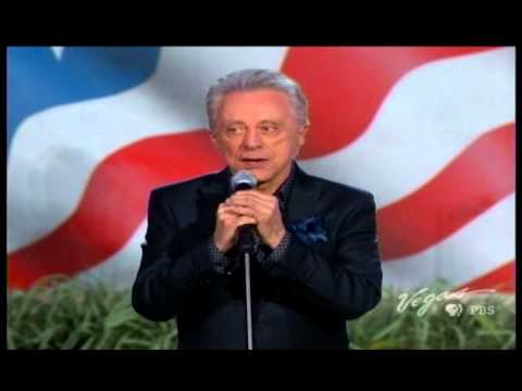 Frankie Valli and the Four Seasons on A Capitol Fourth on PBS