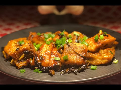 Pan Fried Chilli Fish/Indo Chinese Recipe