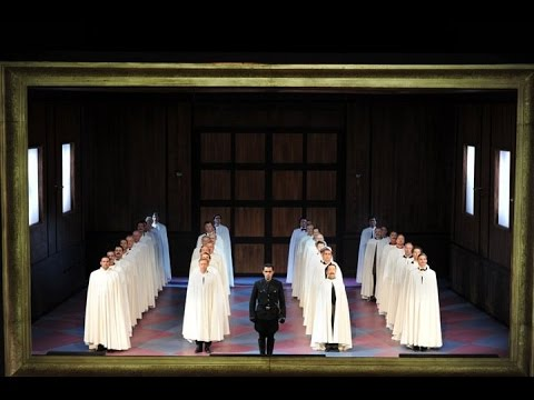 "Richard Wagner "" Lohengrin "" Der Heerrufer, Seymur Karimov (Excerpts from the opera)"
