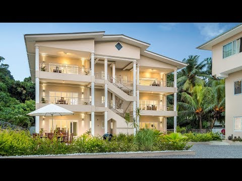 Apartment Tropical Hideaway on Mahé, Seychelles