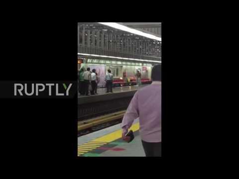 Iran: Police shoot knife-wielding man dead following attack in south Tehran