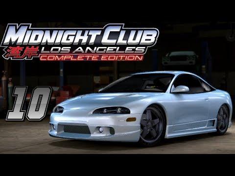 """Midnight Club Los Angeles   Episodio 10   """"Probamos el Eclipse"""""""