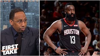 Video Stephen A. says Rockets' opening-night loss was 'just awful' | First Take download MP3, 3GP, MP4, WEBM, AVI, FLV Oktober 2018