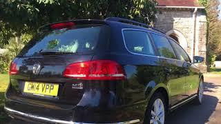2014 VOLKSWAGEN VW PASSAT 2.0 TDI BM TECH EXECUTIVE DSG 5DR ESTATE AUTO DIESEL