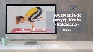 Poranne Wyzwanie KRUK Dzień 5  I  40 min  I  Yoga with Paulina