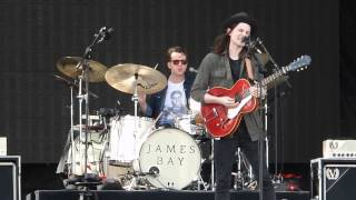 James Bay Best Fake Smile Rock In Rio Las Vegas 2015