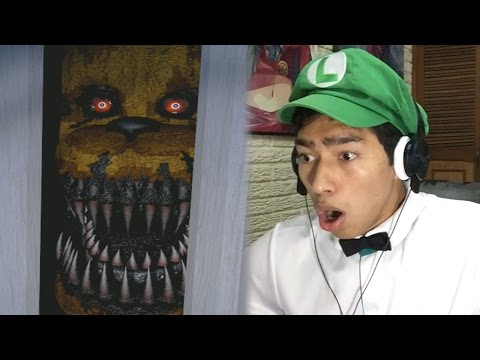 EL JEFE FINAL !! - Five Nights at Freddy's 4 | Fernanfloo
