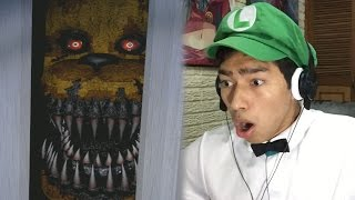 - EL JEFE FINAL Five Nights at Freddy s 4 Fernanfloo