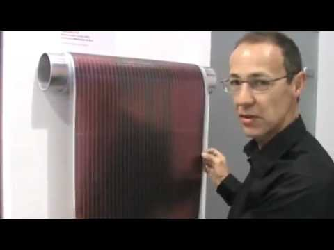 Flexible BIPV (Building Integrated Photovoltaic) - Solar Energy