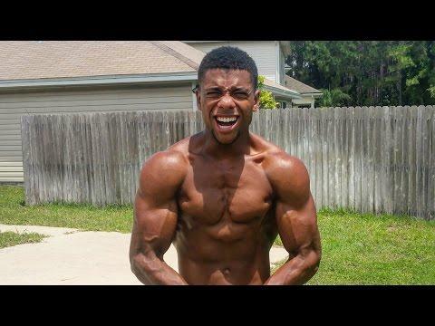 Best Bodyweight Shoulder Exercises (BIG Shoulders)